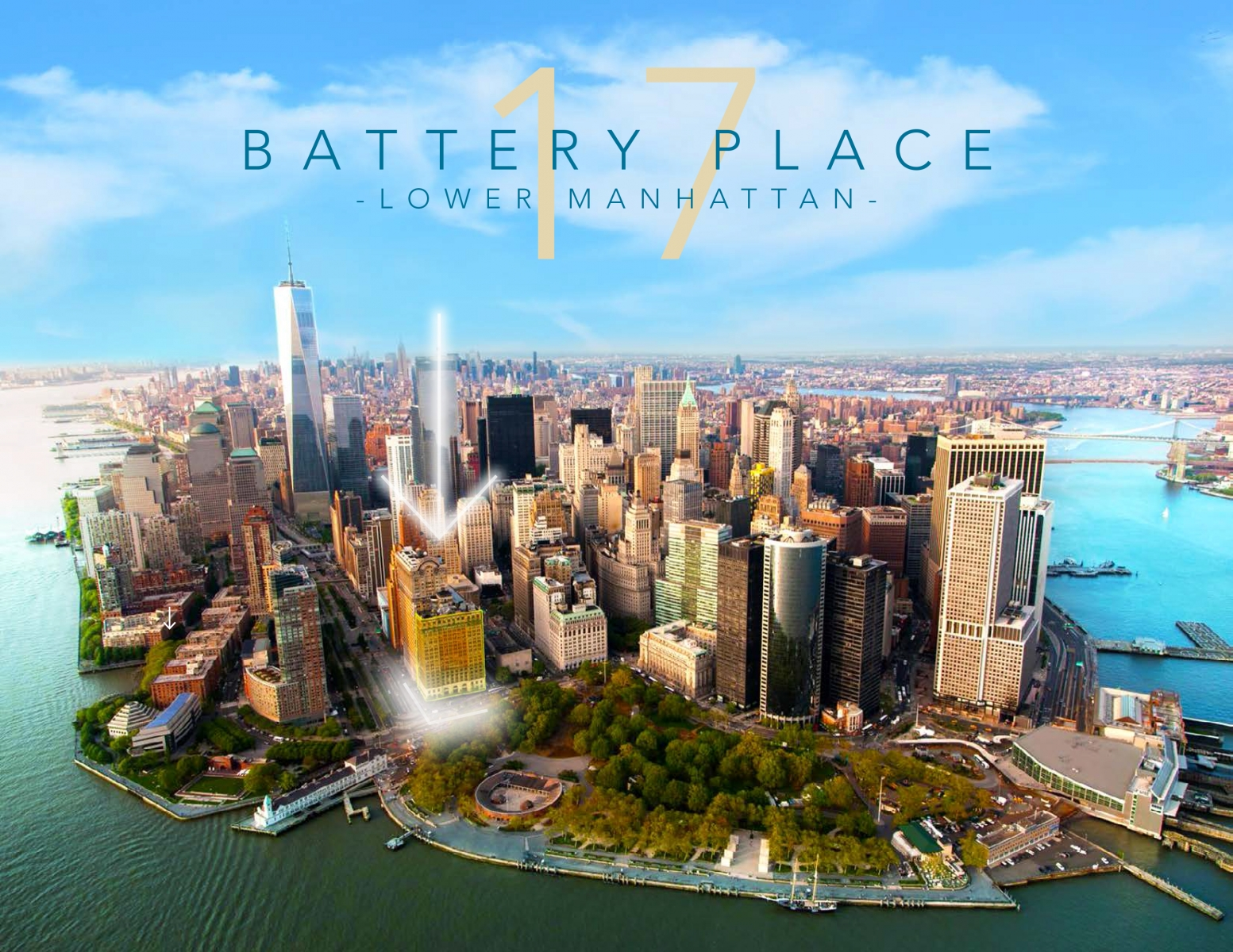 17 Battery Pl, New York, NY 10004, USA