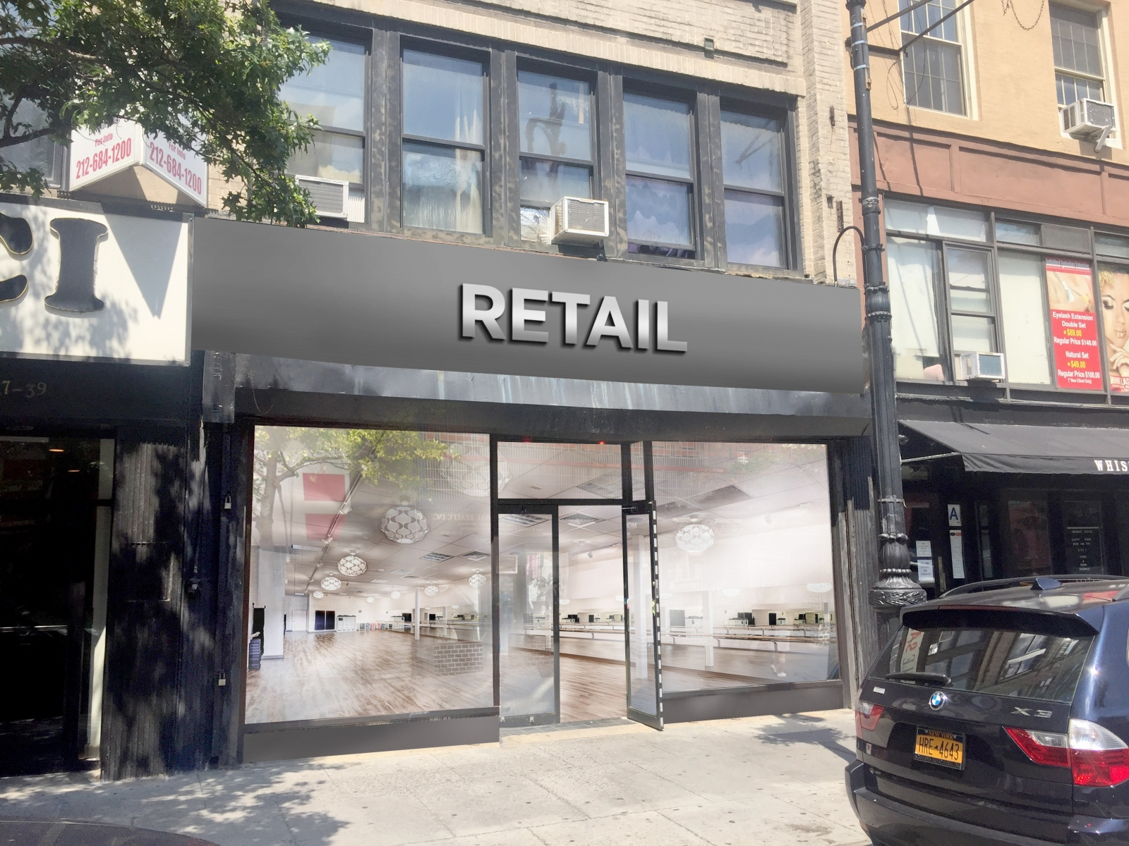 Winick realty group retail leasing consulting for 111 8th ave 7th floor new york ny 10011