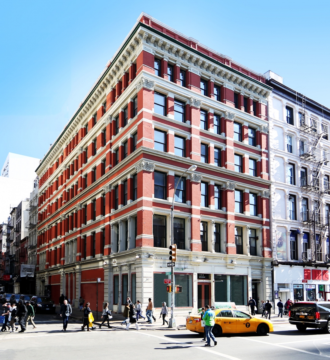 Winick realty group retail leasing consulting 428 for 10 east 39th street 8th floor new york ny 10016