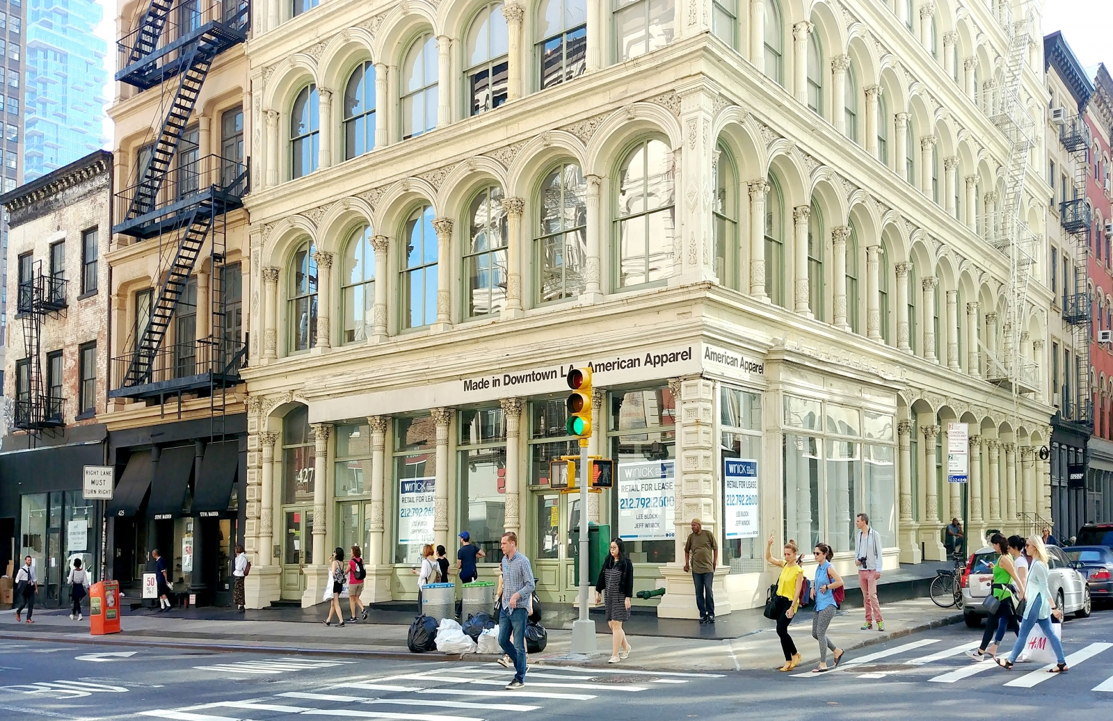 Winick realty group retail leasing consulting 429 for 151 west broadway 4th floor new york ny 10013